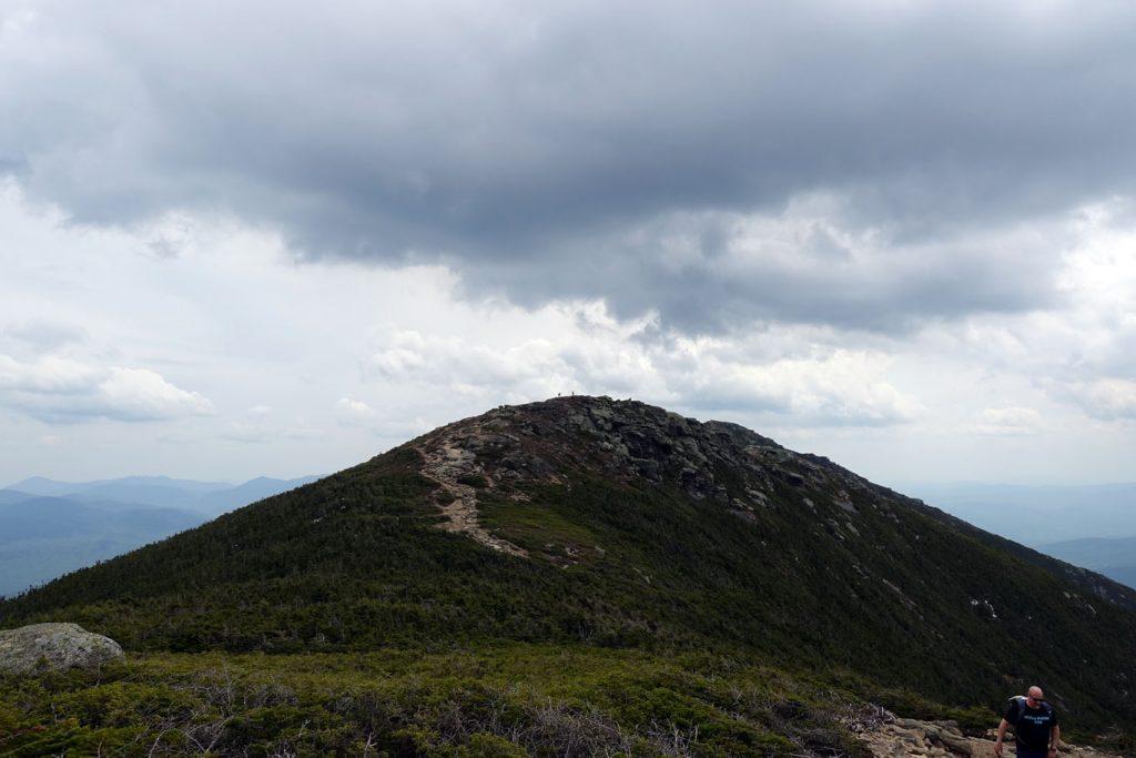 Looking S along Franconia Ridge towards Mt. Lincoln